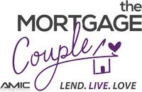 The Mortgage Couple logo | Joe Davis and Trenity Davis